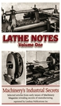 Lathe Notes Volume 1