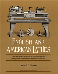 English and American Lathes