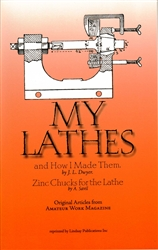 My Lathes & How I Made Them/Zinc Chucks for the Lathe