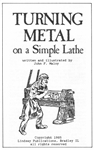 Turning Metal on a Simple Lathe